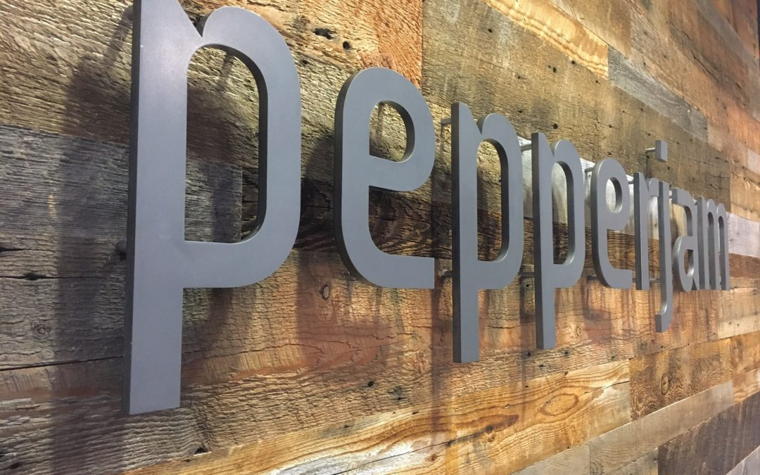 Custom Interior Signage | Pepperjam