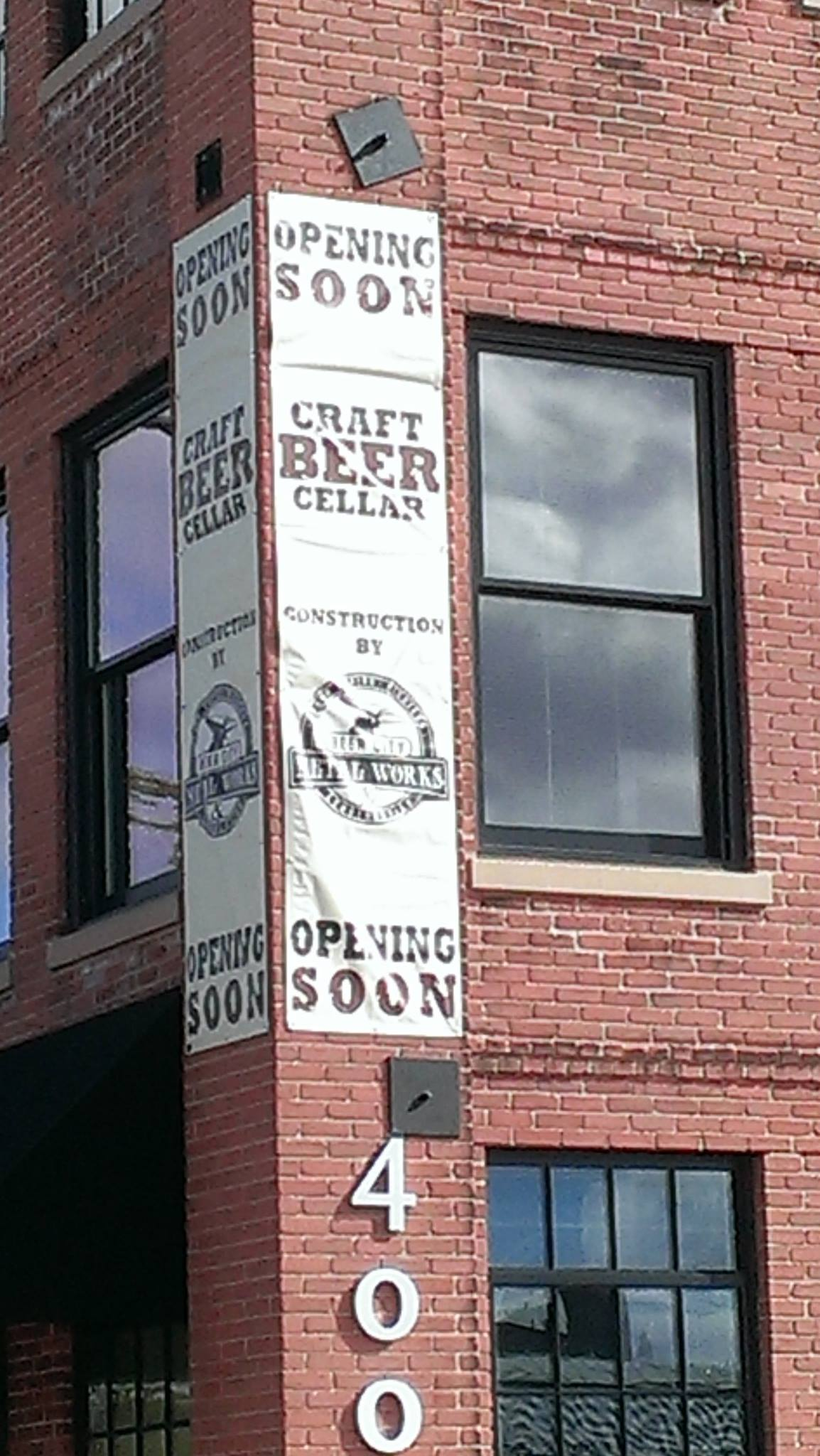Craft Beer Cellar Opening Soon